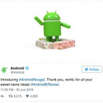 Giải thích ký tự N trong phiên bản Android N của google