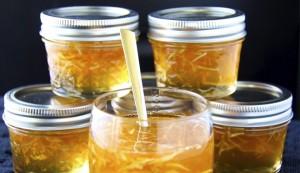 mật ong và gừng trị viêm họng