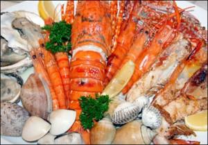 dị ứng hải sản và những điều cần lưu ý