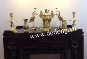 Đồ thờ cúng trên ban thờ và ý nghĩa của việc thờ cúng