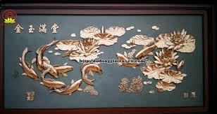 Ý nghĩa bức hình trong tranh cừu ngư 9 cá vàng