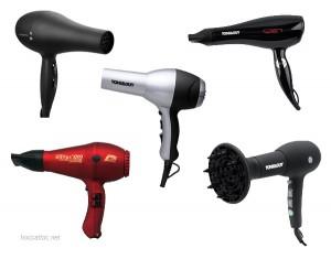 Các loại dụng cụ cắt tóc cần thiết cho người thợ làm tóc