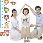 Các tuyệt chiêu giúp các bậc ba mẹ giúp con tăng chiều cao