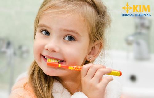 hàm duy trì sau khi niềng răng