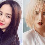 Những HOT Girl Việt thay đổi kiểu tóc nhanh như điện