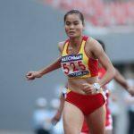 Quách Thị Lan quyết đổi màu huy chương ở SEA Games 29