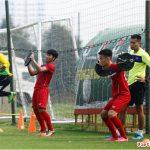 U20 Việt Nam phải nhồi thể lực để khắc phục điểm yếu