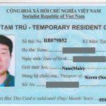 Những giấy tờ cần thiết để có thể làm thẻ tạm trú 3 năm