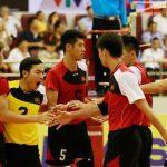 Lịch thi đấu bóng chuyền nam SEA Games 29 ngày 23.8