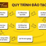 BẬT MÍ địa chỉ dạy cắt tóc UY TÍN số 1 Hà Nội hiện nay