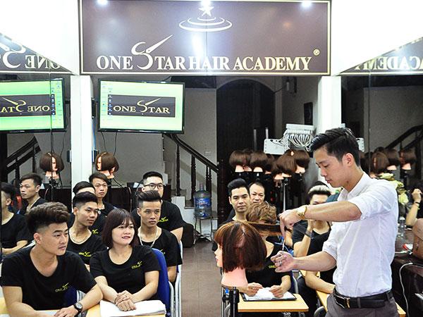 Địa chỉ học cắt tóc nữ ở đâu chất lượng và chuyên nghiệp hiện nay