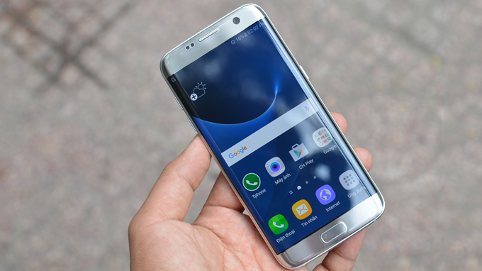 Samsung Galaxy s7 Edge Hàn độ 2 sim được không? 3