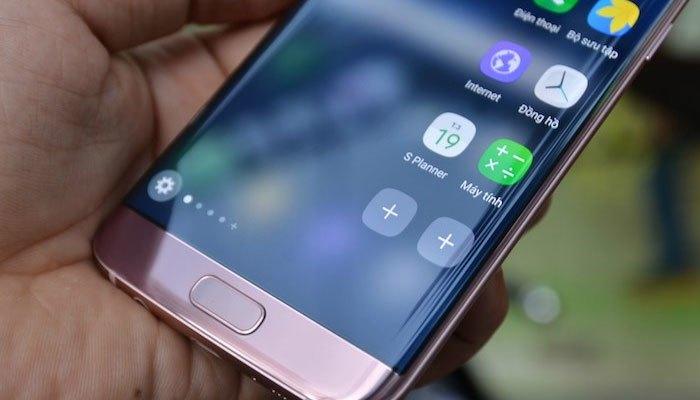 Samsung Galaxy s7 Edge Hàn độ 2 sim được không? 1