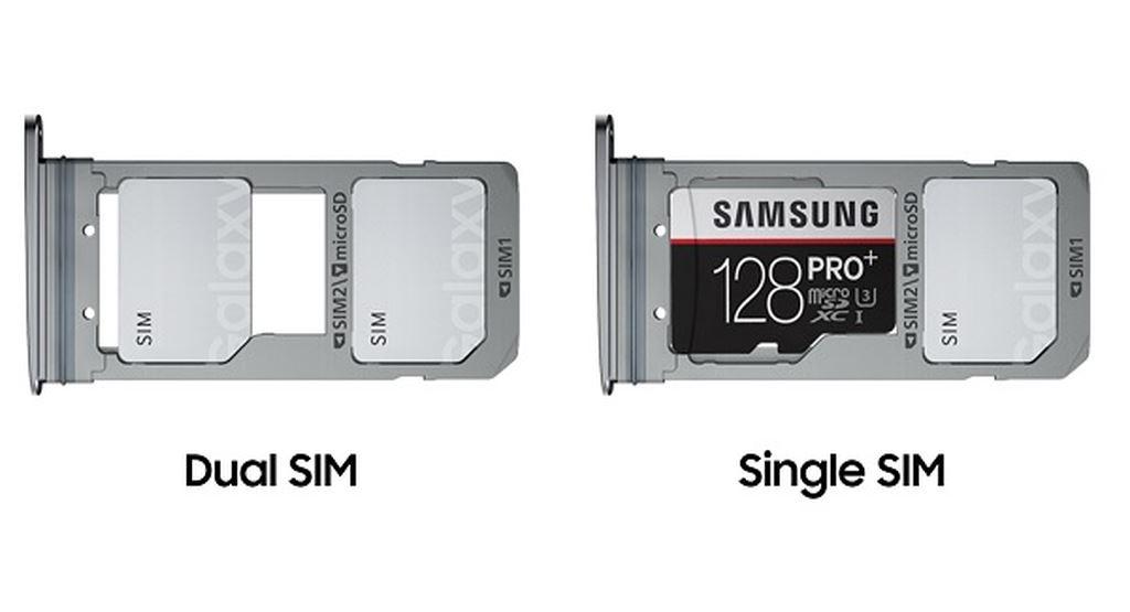 Samsung Galaxy s7 Edge Hàn độ 2 sim được không? 2