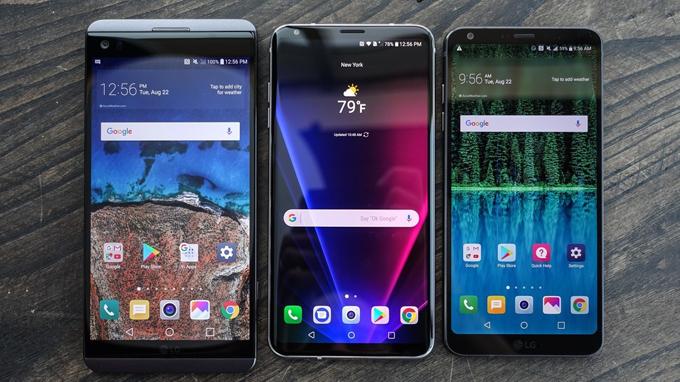 Có nên mua siêu phẩm điện thoại LG V30 xách tay không? 1