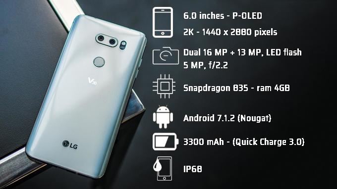 Có nên mua siêu phẩm điện thoại LG V30 xách tay không? 4