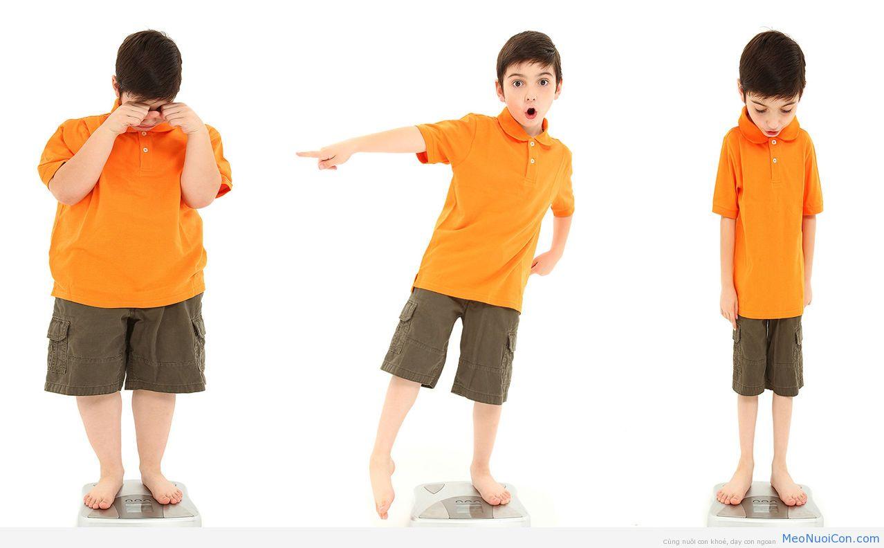 Những biểu hiện của trẻ suy dinh dưỡng cha mẹ cần biết 3