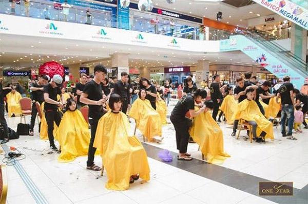 Chương trình đào tạo tại Học viện tóc Quốc tế OneStar luôn chú trọng vào chất lượng