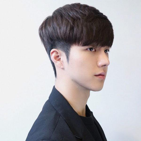 Các kiểu tóc nam Hàn Quốc luôn được nhiều cánh mày râu lựa chọn