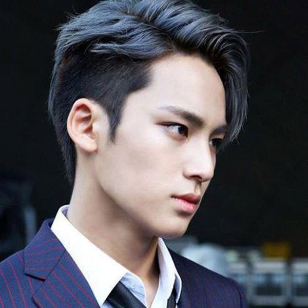 Kiểu tóc nam Trung Quốc cũng là 1 trondg những sự lựa chọn lý tưởng cho các anh em